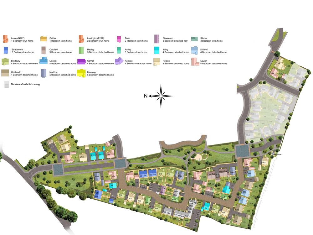 2D Floor Plans 2