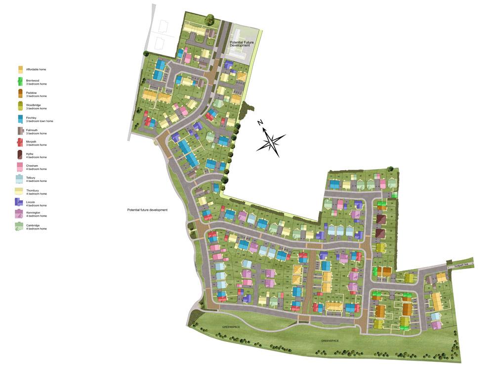 2D Floor Plans 3